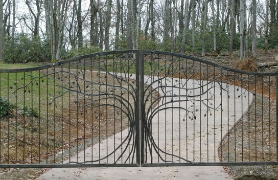 Pet Gate For Christmas Tree  tree gate home design 8