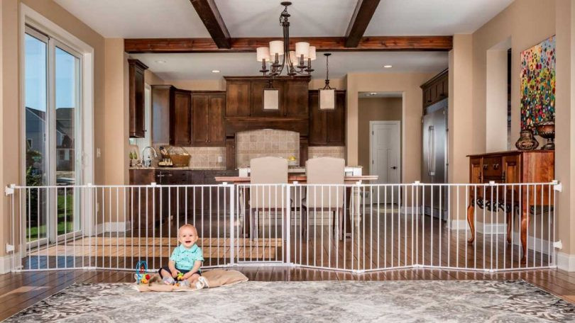 Pet Gate For Christmas Tree  Extra Wide Baby Gates Buyer s Guide & Best Buys 2019