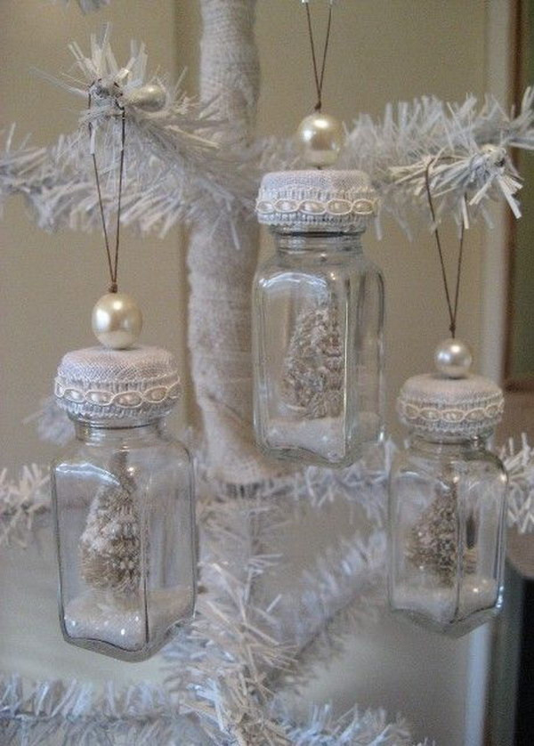 Shabby Chic Christmas ornaments Awesome Awesome Shabby Chic Christmas Decorations