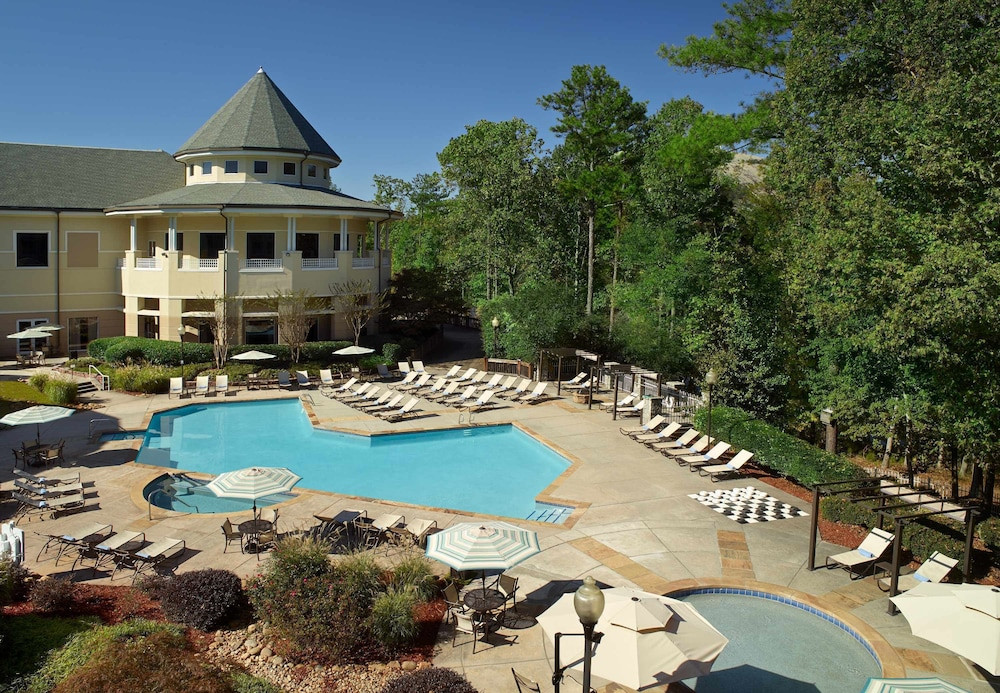 Stone Mountain Christmas Hours  Book Atlanta Evergreen Marriott Conference Resort in Stone