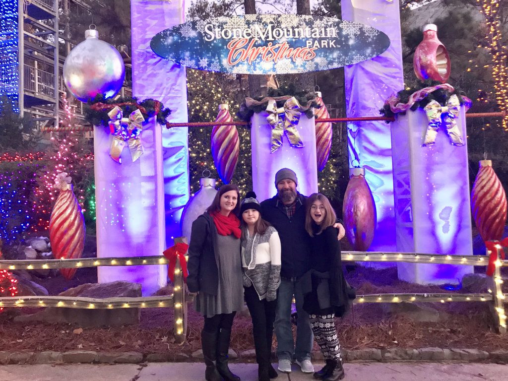Stone Mountain Christmas Hours  Stone Mountain Christmas Create A New Family Holiday