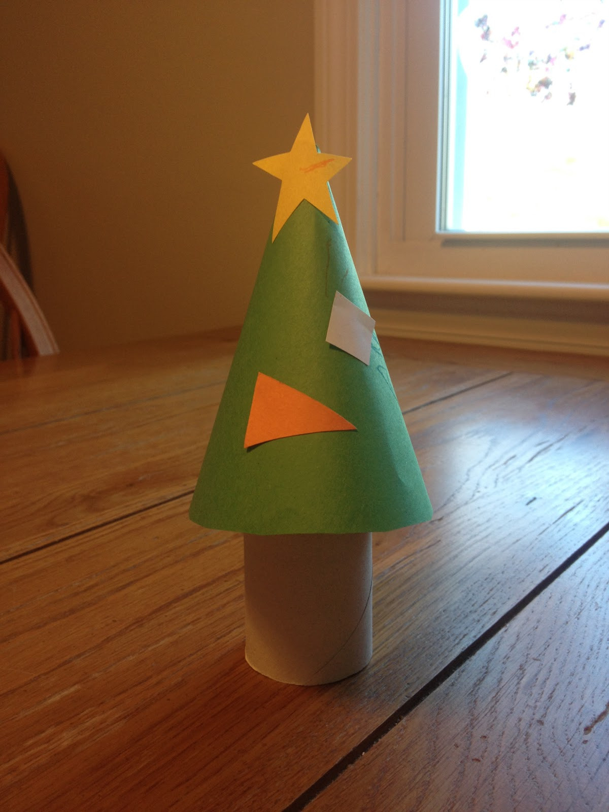 Toilet Paper Roll Christmas Tree  Take Time for Today Toilet Paper Roll Christmas Trees